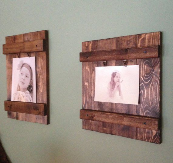 Wooden Picture Frame Wall Decor Rustic Wood Frame Rustic Reclaimed Wood Picture Frames Wooden Picture Frame Wall Wooden Picture Frames