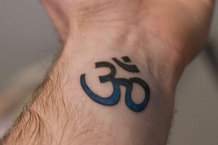 Ohm tattoo – day 1