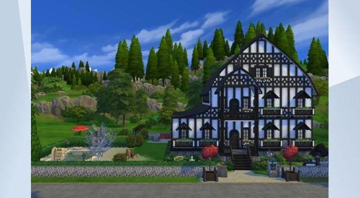 Sieh dir dieses Grundstück in der Die Sims 4-Galerie an! - J'espère qu'elle vous plairas