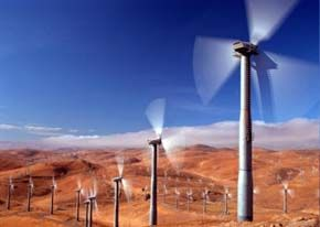 Overview of Wind Energy in California on the California Energy Commission website - http://www.energy.ca.gov (Image of the Altamont Pass Wind Farm)