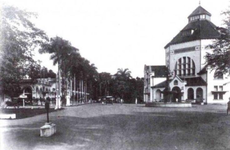 Jalan Balai Kota Medan @Kantor Pos Pusat