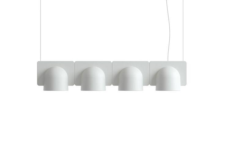 Igloo by Studio Klass. White gray colour.