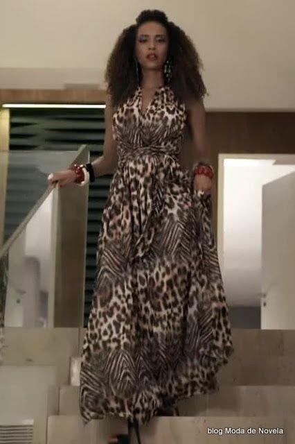 Looks da Michele dia 22 de setembro na série Mister Brau - Moda de Novela