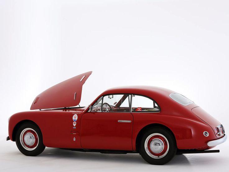 1950 Maserati A6 1500 Turismo by Pininfarina