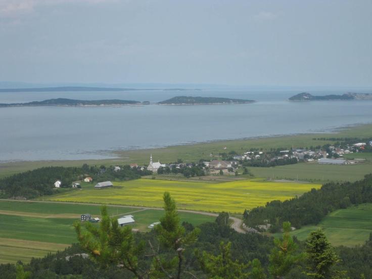 La belle region de Kamouraska