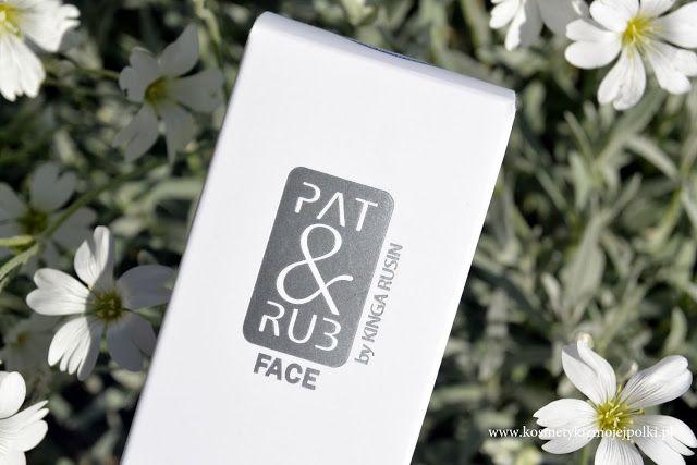 Kosmetyki z Mojej Półki: Intensywna pielęgnacja pod oczy Serum ekoAmpułka 5 | PAT&RUB