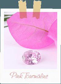 Batu Aura Kelahiran Oktober – Tourmaline - Akik Permata Mulia