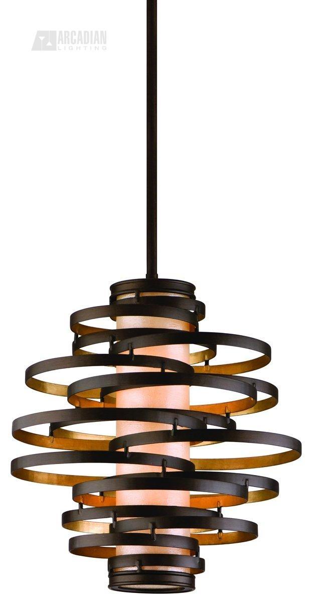 South Shore Decorating: Corbett Lighting 113-42 Vertigo 2-Light Modern / Contemporary Pendant Light CB-113-42