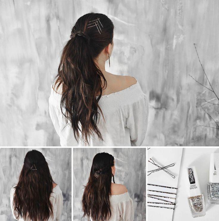 11 coiffures rapides et faciles pour 2018 - #coiffures #faciles #rapides - #new