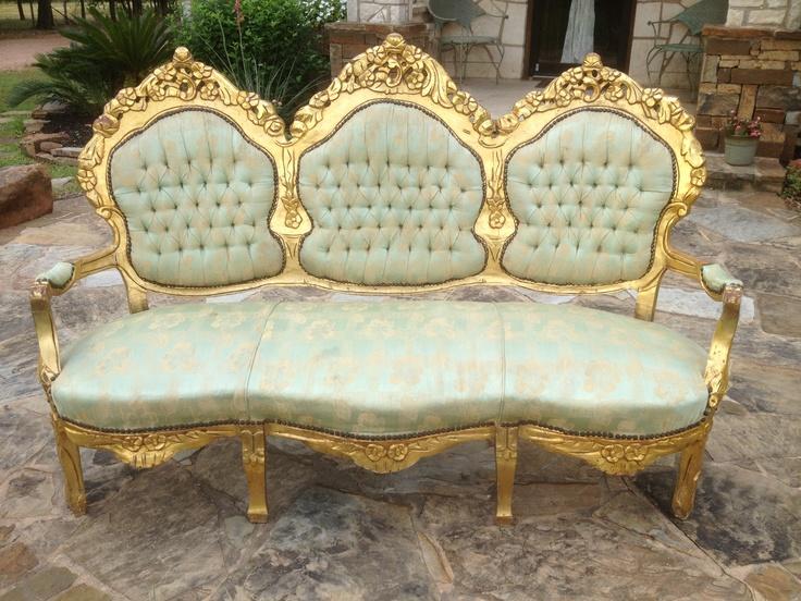 Vintage Wedding Furniture Rental @ Bee Lavish In Austin, Texas