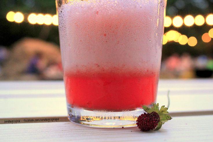 Strawberry Lemon-aid@La Căpițe.