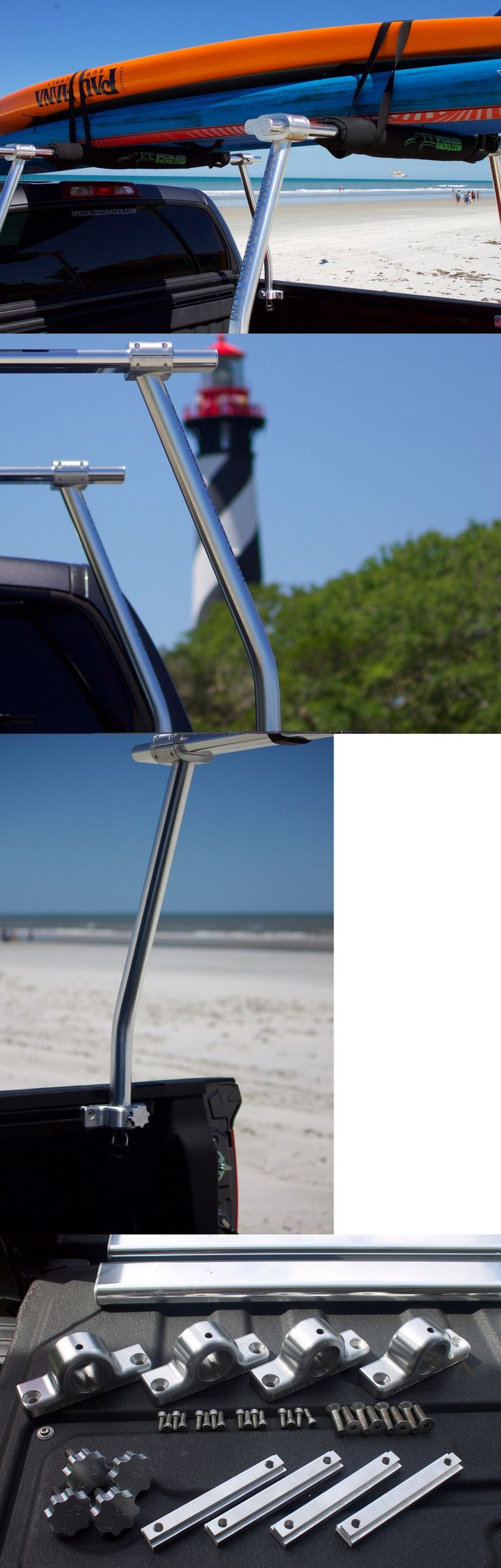 Car Racks 114254: Specialized Racks Surf Paddle Paddleboard Kayak Truck Rack -> BUY IT NOW ONLY: $899 on eBay!