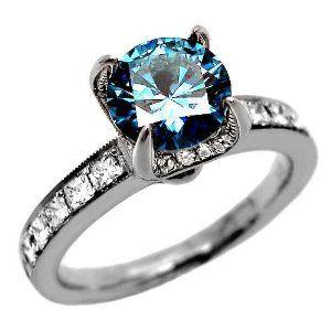 Love blue diamonds!