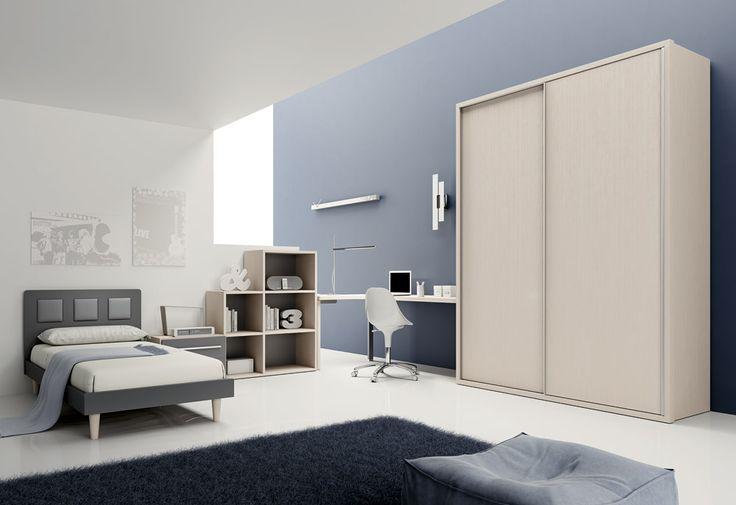 Camerette composizione bf 46 easy for life da moretti - Cameretta ragazzo design ...