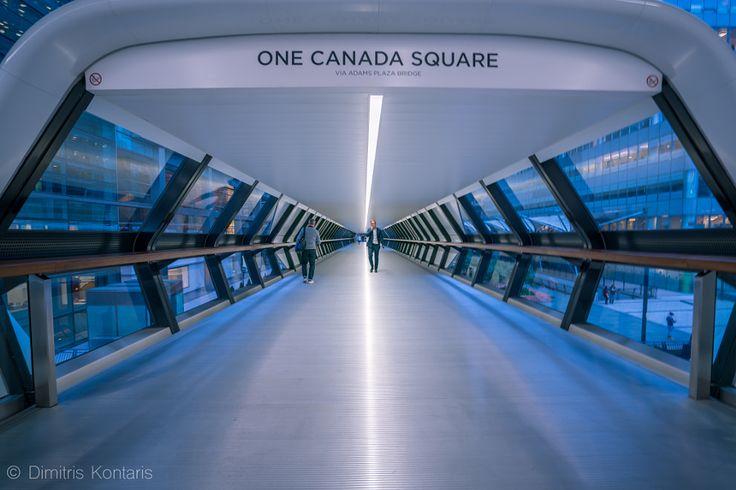 One Canada Square Tunnel  City and Architecture September 20 2016 at 11:02PM