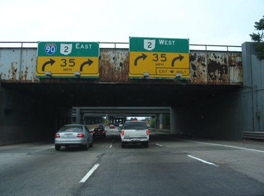 Interstate-Guide: Interstate 90