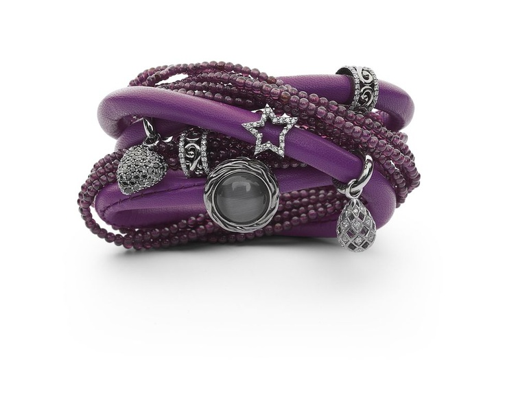 Stunning Kranz & Ziegler story bracelets