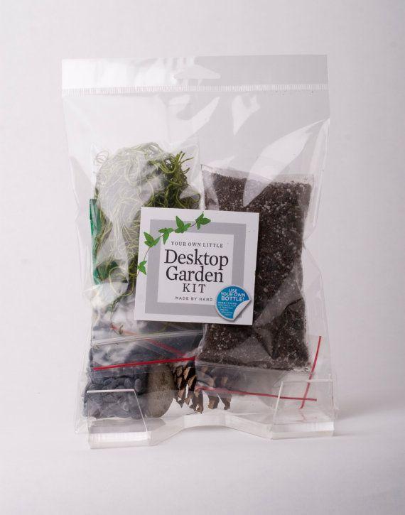 Large Terrarium Kit Contents  You Provide The by jpants4sale, $18.00
