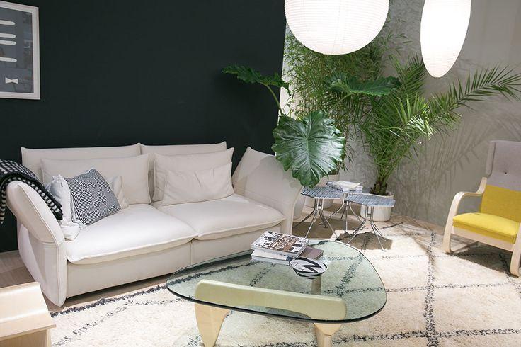 Ber ideen zu teppich schwarz wei auf pinterest for Teppich vitra
