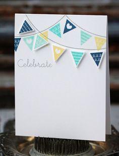 Tarjetas Hechas A Mano en Pinterest | Estampando Tarjetas, Carpeta De…