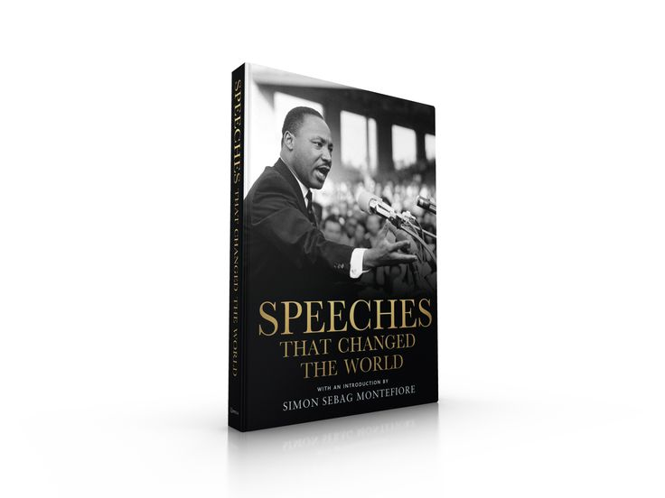 Speeches That Changed The World book cover.
