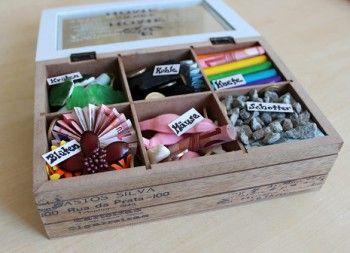 ber ideen zu teebox auf pinterest tee verpacken geldgeschenk m use und kohle. Black Bedroom Furniture Sets. Home Design Ideas