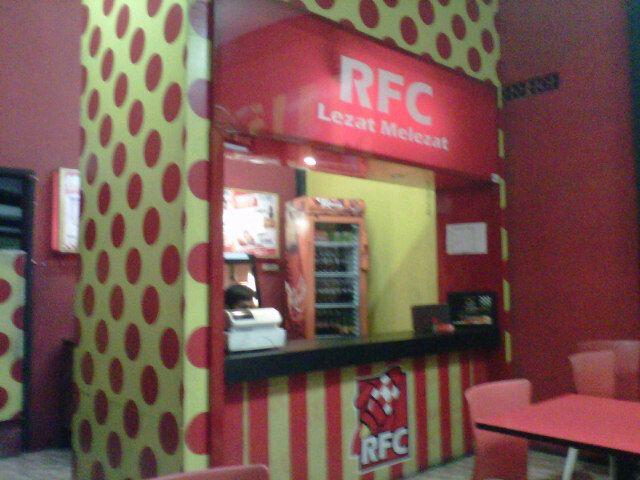 Rocket Fried Chicken