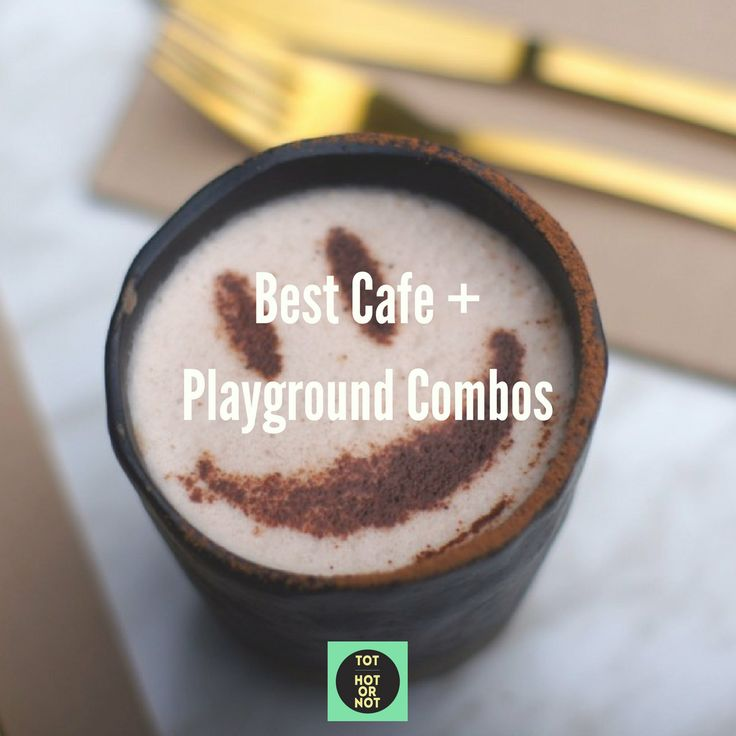 Top 18 family friendly cafes next to a playground in Melbourne