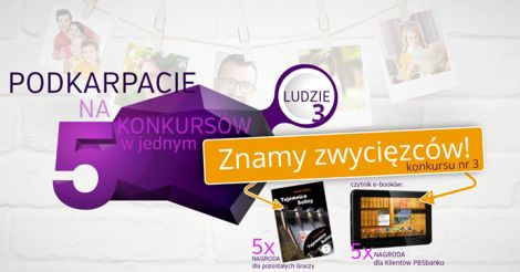 Już mamy laureatów konkursu na Pinterest! Sprawdź czy wygrałeś: https://podkarpacie-na-5.pl/aktualnosc-28. #Podkarpacie #konkurs #nagrody