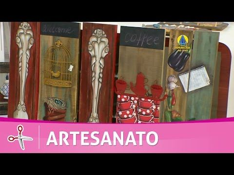 Santa Receita | Aprenda a pintar em madeira na técnica Still Life com Diná Rocha - 17 de Agosto - YouTube
