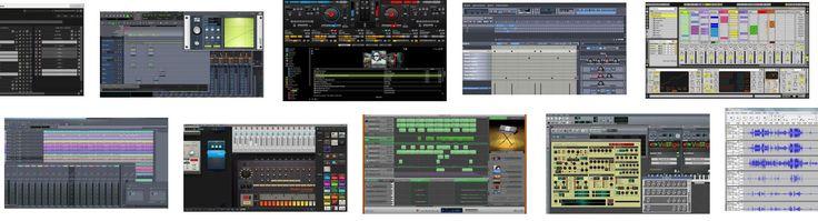 The best free music software! We found 10 picks. http://www.wirerealm.com/guides/best-free-music-software #musicsoftware #producing #homestudio #musicmaking #musicproduction #musicrecording #producingmusic #makingmusic #daw #digitalaudioworkstation