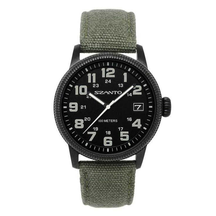 Military Field Watch   Huckberry