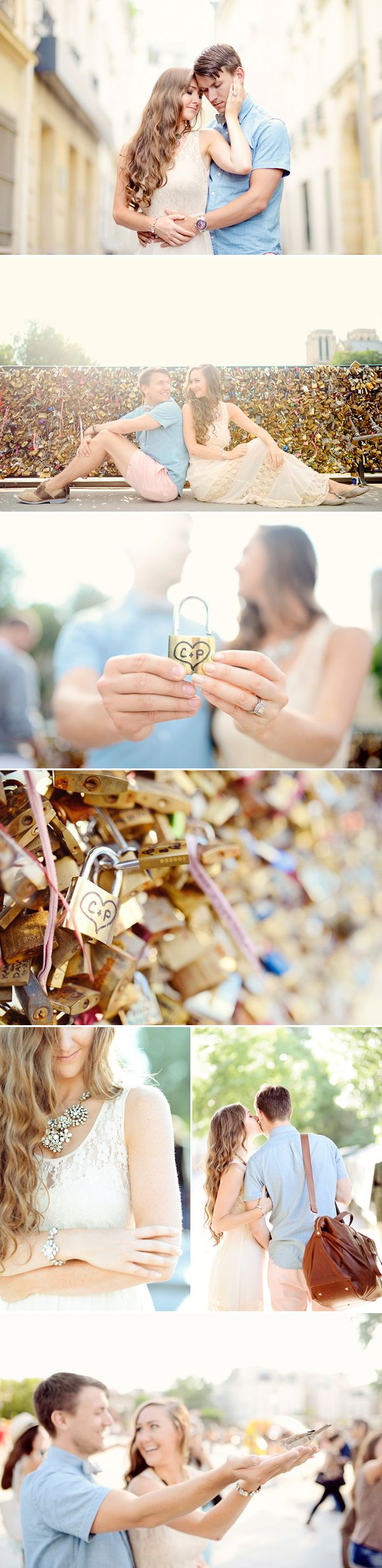 Romantic Paris Honeymoon Session (from Emm and Clau)
