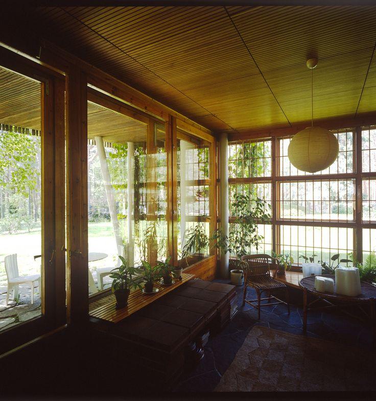 Alvar Aalto - Villa Mairea, Noormarkku 1939.