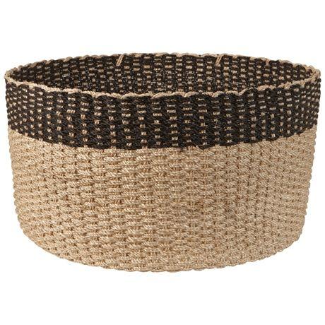 Tricote Round Basket Large   Freedom