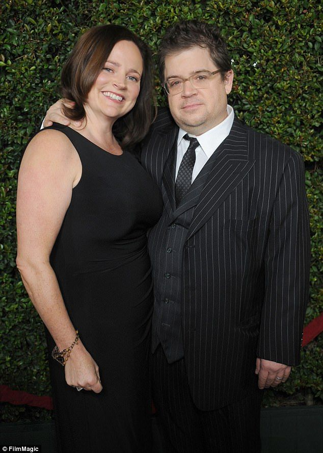 Gone but not forgotten... Comedian Patton Oswalt penned a touching tribute to his late wife, Michelle McNamara, one year after her sudden passing