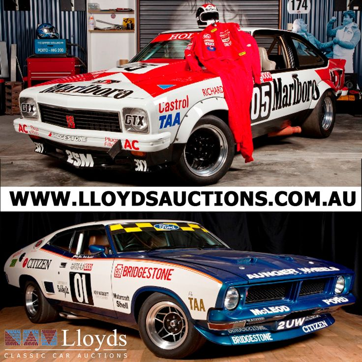 The Holden Torana LX and this very special John Goss prototype Ford XB Falcon GT Hard Top Group C are two of the feature cars coming up in this Saturday's Classic Car Auction.  Don't miss your opportunity to see these babies firsthand before they go under the hammer this Saturday at 12:00 pm