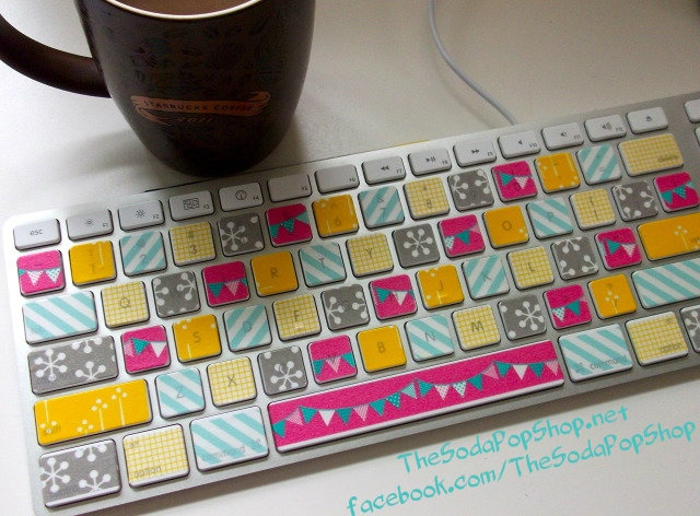 26 best images about washi diy on pinterest keyboard washi tape and washi tape keyboard. Black Bedroom Furniture Sets. Home Design Ideas