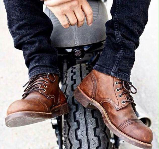 17 Best Ideas About Red Wing Boots On Pinterest Men S