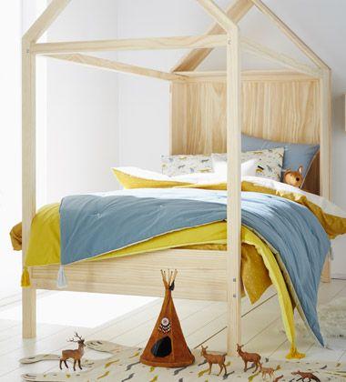 VERTBAUDET - LE lit cabane dont tous les enfants rêvent pour leur chambre !