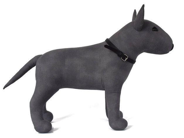 Szary bulterier Tęgomir - smietki - Zwierzeta i potwory #bullterrier