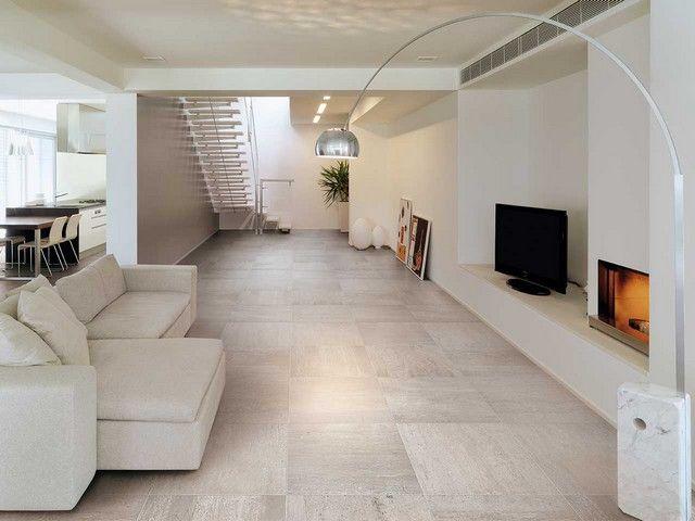 oltre 25 fantastiche idee su pavimenti soggiorno su pinterest ... - Gres Porcellanato Cucina Moderna