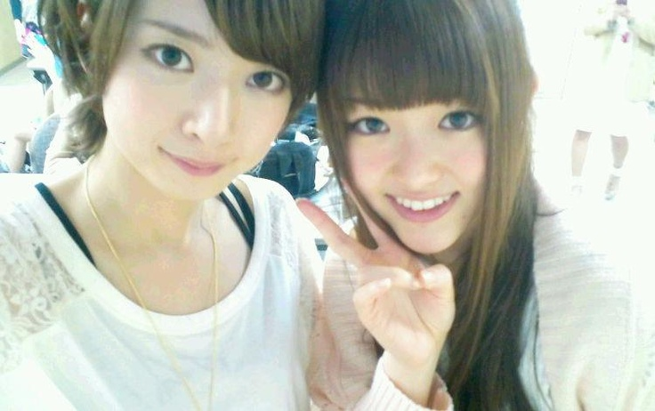special 100th post for my two only love in 乃木坂46 (nogizaka46) ~ 松村沙友理 (Matsumura Sayuri) and 橋本奈々未 (Hashimoto Nanami) ~ first time i really love two girls ~ what i see in sayuringo i didn't see it in nanamin and what i see in nanamin i didn't see it in sayuringo ~ they complete each other ~ that's why i love them so much and they are my kam2-oshi ♥ ♥ ♥ ♥ ♥ ♥ ♥ ♥