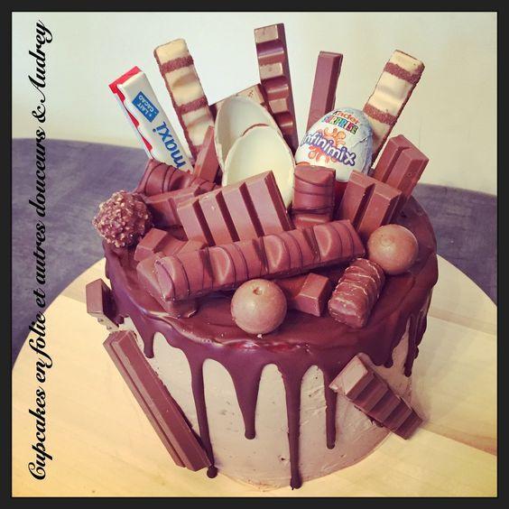 Aujourd'hui je vous propose la recette d'un gâteau Kinder que nous avons réalisé avec mon amie Audrey la semaine dernière ! Nous avions salivé devant ce gâteau Kinder qui tourne sur la toile depuis quelques semaines et donc on s'est lancé en créant notre...