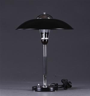 Lauritz.com - Moderne belysning - Fog & Mørup. Bordlampe 1930'erne - DK, Roskilde, Store Hedevej