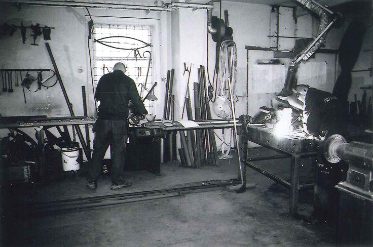Smithy, Backsmith & Intern. Arlöv, Sweden.