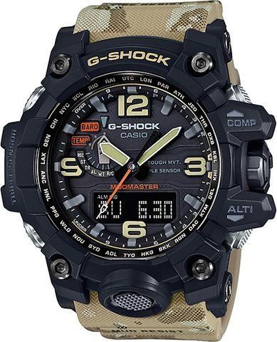 Casio Mens G-Shock Master of G Mudmaster Watch (Model No. GWG-1000DC-1A5) ) #gshock  #mudmaster