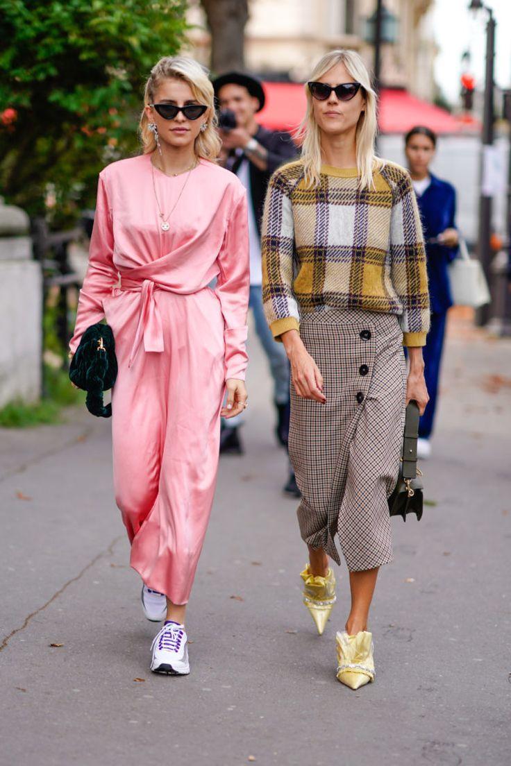 128927967fa Paris Fashion Week Spring Summer 2018  The best street style looks I FASHION  QUARTERLY