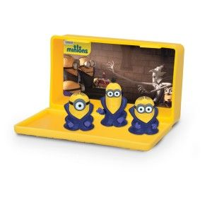 Minions Micro Minion Playset – Gone Batty Minions