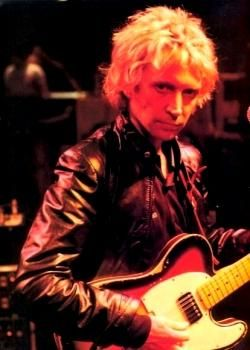 Andy Summers, The Police.